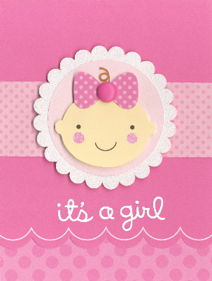 It's a girl