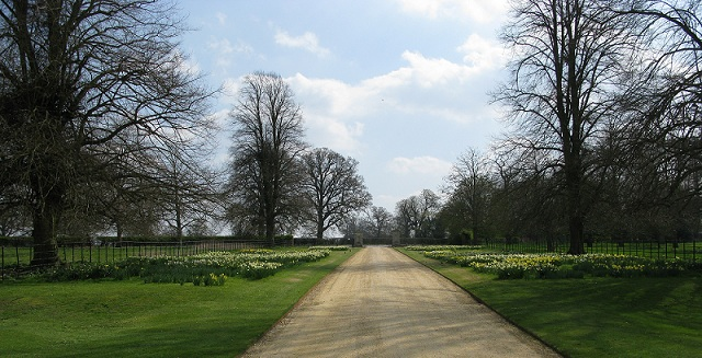 The Vyne - drive