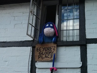 Eeyore - Sonning Scarecrow Trail 2014