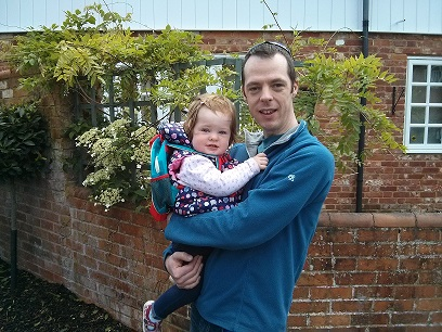 Neil and Kate - Sonning Scarecrow Trail 2014